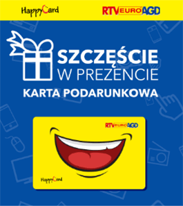 Karta podarunkowa Happy Card