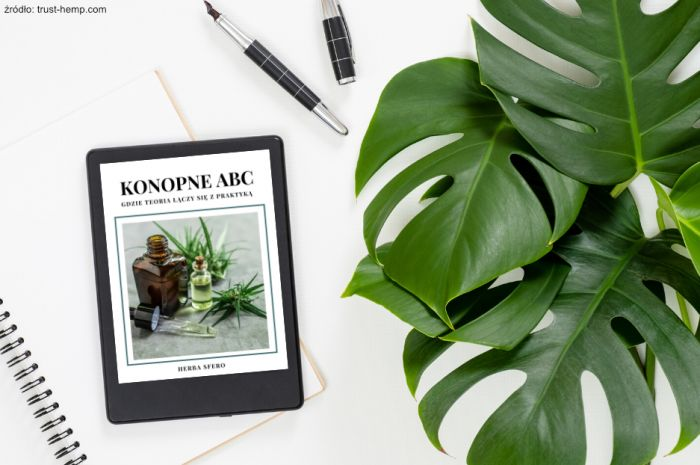 Konopne ABC ebook
