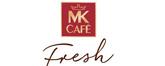 Mk Cafe Fresh Logo