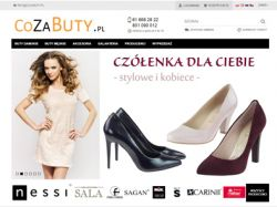 CoZaButy.pl Screenshot
