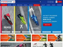 Intersport Screenshot