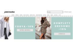 cda4d7affc Kody rabatowe w Jesteś modna! Promocje maj 2019 - Kod-rabatowy.pl