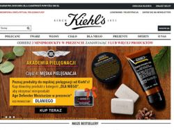 kiehls  Screenshot