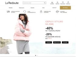 Laredoute Screenshot
