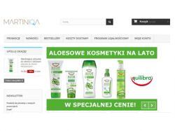 Martiniqa.pl Screenshot
