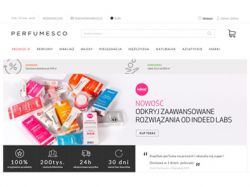 Perfumesco Screenshot